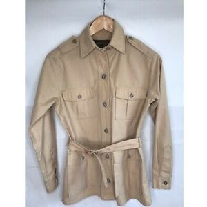 EDDIE BAUER Filson Women Safari Jacket USA Size S